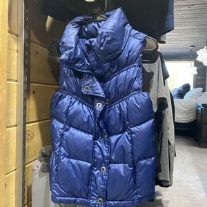 Navy blue xs Prana vest like new
